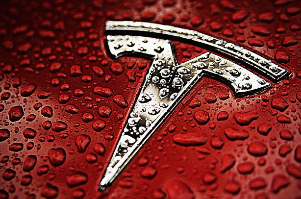 tesla water drops