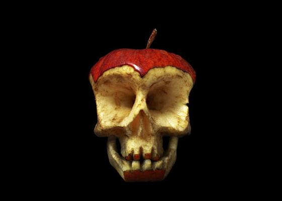 20.-apple-skull
